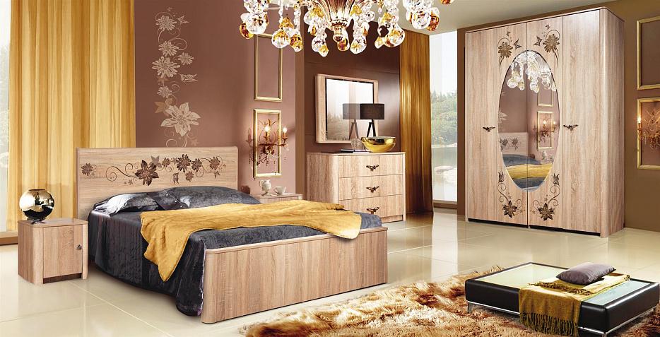 спальня венеция дуб сонома кмк отзывы фото цены