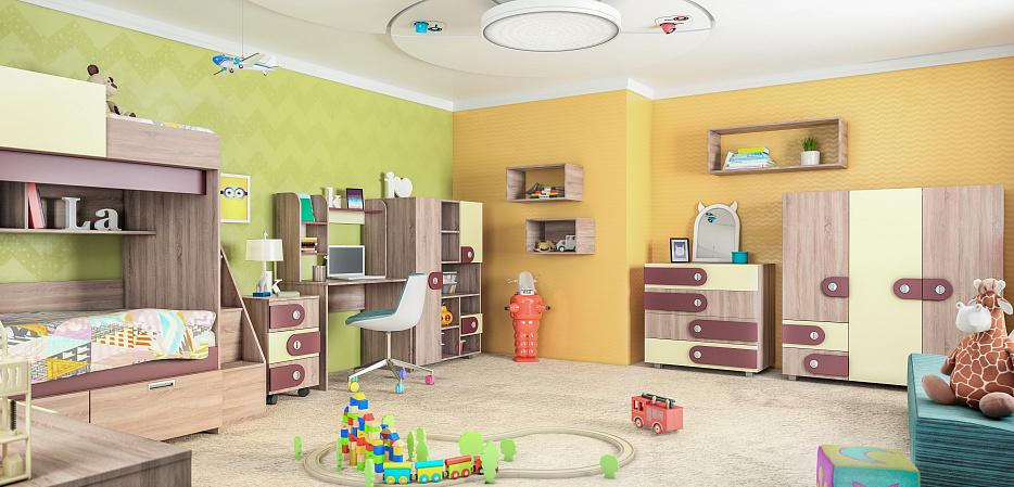 детская мебель лакки кмк отзывы фото цены